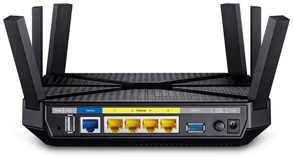 WLAN-Router TP-LINK Archer AC3200, Triband - Produktbild 3