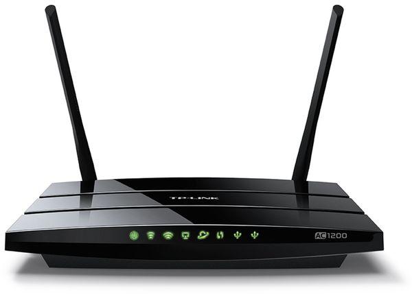 WLAN-Router TP-LINK Archer C5 v2, Dual-Band - Produktbild 1