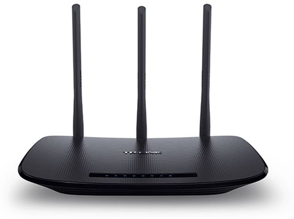 WLAN-Router TP-LINK TL-WR940N, 2,4 GHz, 300 MBit/s