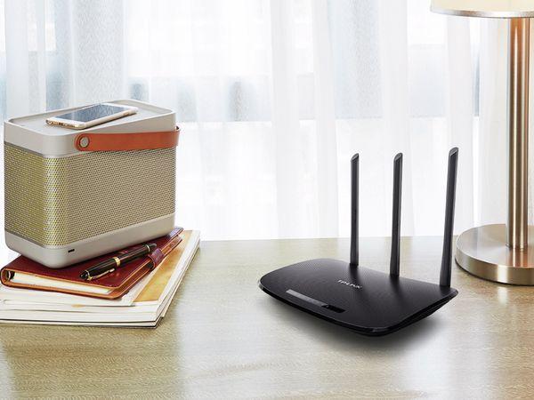 WLAN-Router TP-LINK TL-WR940N, 2,4 GHz, 300 MBit/s - Produktbild 3