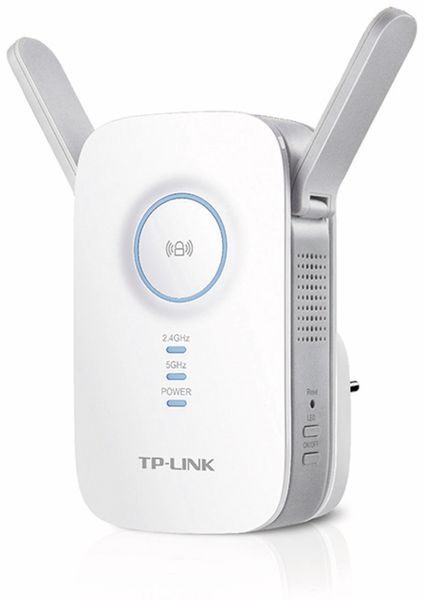WLAN-Repeater TP-LINK RE350, Dual-Band - Produktbild 1