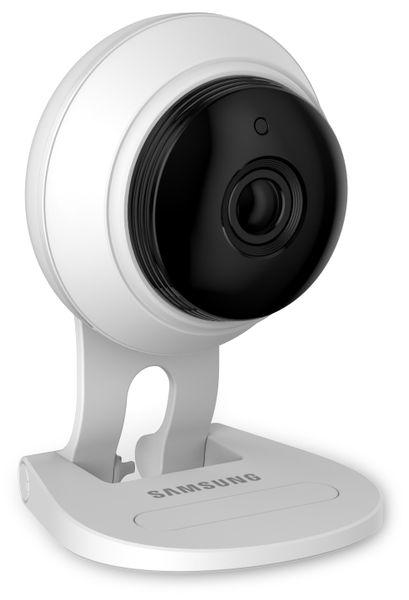 IP-Kamera SAMSUNG SmartCam HD Plus SNH-C6417, WLAN, weiß - Produktbild 1