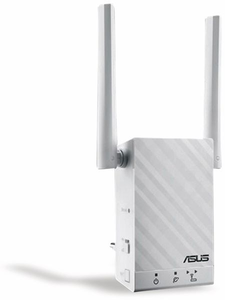 WLAN-Repeater ASUS RP-AC55, Dual-Band, 1200 MBit/s - Produktbild 1