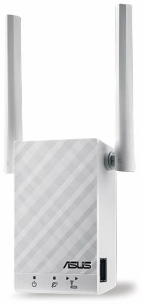 WLAN-Repeater ASUS RP-AC55, Dual-Band, 1200 MBit/s - Produktbild 3