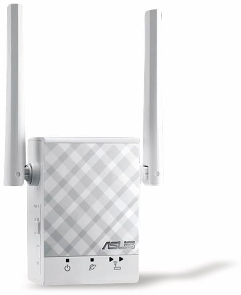 WLAN-Repeater ASUS RP-AC51, Dual-Band, 750 MBit/s