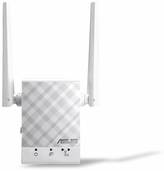 WLAN-Repeater ASUS RP-AC51, Dual-Band, 750 MBit/s - Produktbild 2
