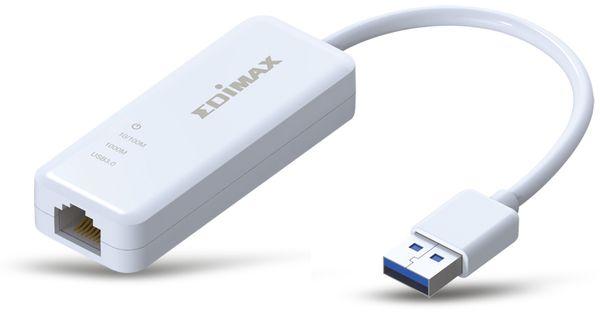 USB 3.0 Netzwerkadapter EDIMAX EU-4306, Gigabit