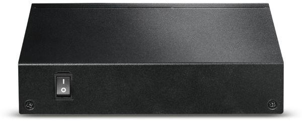 PoE Netzwerk-Switch EDIMAX ES-5104PH V2, Fast Ethernet, 5-port, 70 Watt - Produktbild 4