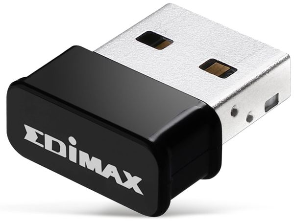 WLAN USB-Stick EDMIAX EW-7822ULC, AC1200, 2,4/5 GHz, MU-MIMO - Produktbild 1