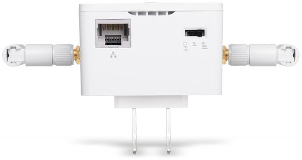 WLAN-Repeater EDIMAX Gemini RE11S, AC1200, 2,4/5 GHz - Produktbild 2