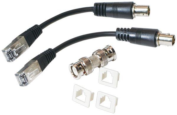 Netzwerk-Kabeltester LOGILINK WZ0015, RJ11/RJ12/RJ45 - Produktbild 2