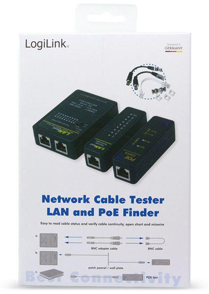 Netzwerk-Kabeltester LOGILINK WZ0015P - Produktbild 8