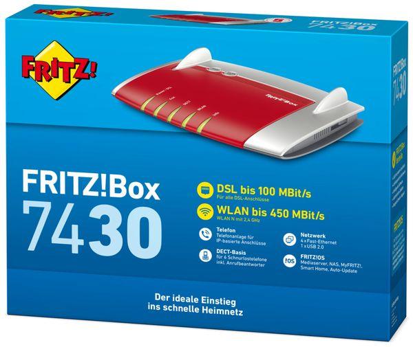 WLAN-Router AVM FRITZ!Box 7430 - Produktbild 3