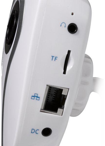 IP-WLAN Kamera DENVER IPC-1020, weiß, 1280x720, 1 MP - Produktbild 2