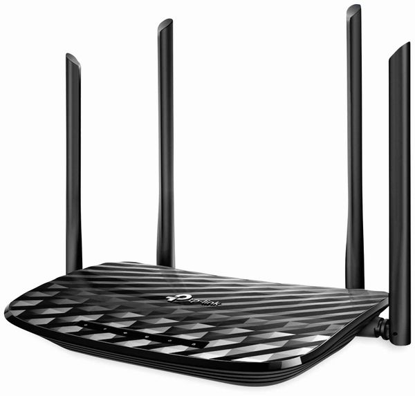 WLAN-Router TP-LINK C6, Dual-Band