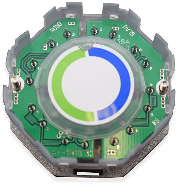 Einsatz für Datendose KOMOS 500, 8/8 (8), CAT.6a, 2x RJ-45 - Produktbild 3