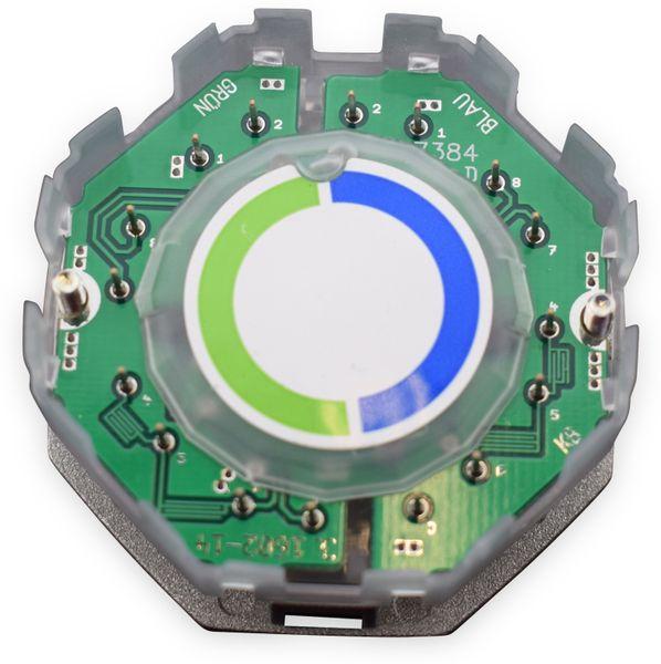 Einsatz für Datendose KOMOS 500, CAT.6a 8(8), 2x CAT.5 8(4) - Produktbild 2