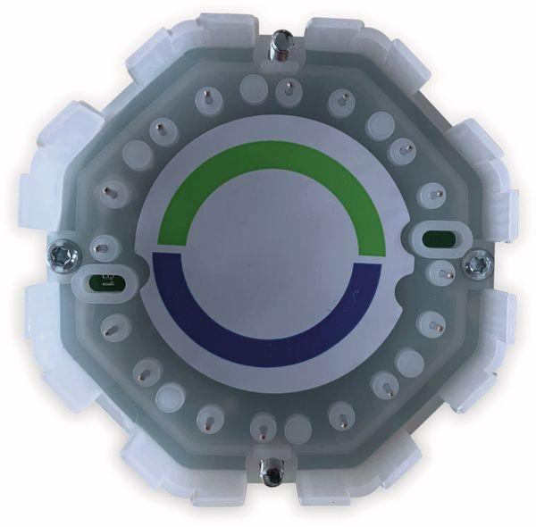Einsatz für Datendose KOMOS 500, CAT.6a, TV-Anschluss - Produktbild 2