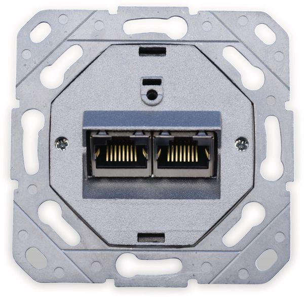 Basismodul für KOMOS Datendose 500 mit Ring SnapIn - Produktbild 4