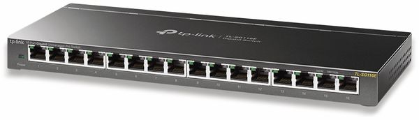 Switch TP-LINK Easy-Smart TL-SG116E