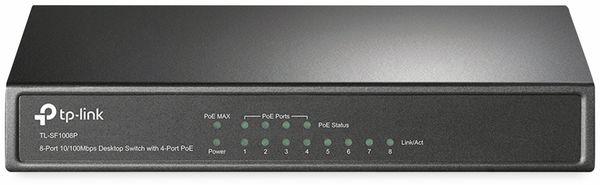 Switch TP-LINK Desktop TL-SF1008P
