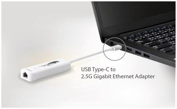 USB-C Netzwerkadapter EDIMAX EU-4307, 2,5GBit/s - Produktbild 7