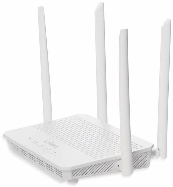 WLAN-Router EDIMAX BR-6478AC V3, AC1200, Dual-Band - Produktbild 3