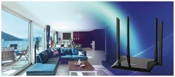WLAN-Router EDIMAX BR-6476AC, AC1200, Dual-Band - Produktbild 12
