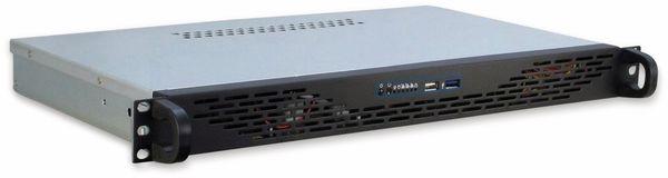 Server-Gehäuse INTER-TECH K-125, 1UU