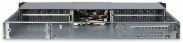 Server-Gehäuse INTER-TECH 1U-10240, 40cm - Produktbild 2