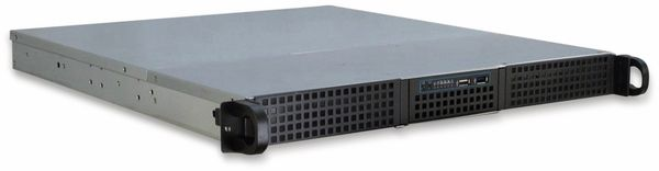 Server-Gehäuse INTER-TECH 1U-10248, 48 cm