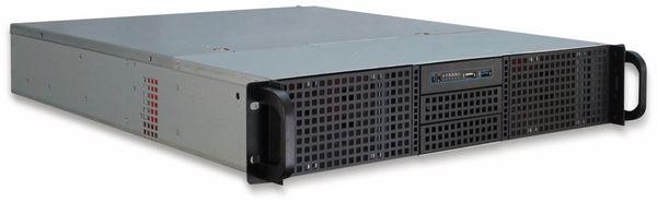 Server-Gehäuse INTER-TECH 2U-20255, 55cm
