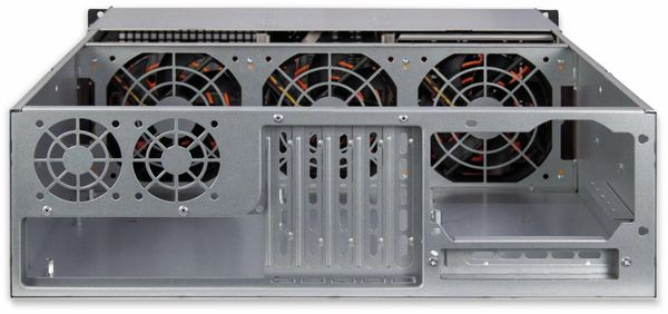 Server-Gehäuse INTER-TECH 3U-30255, 55 cm - Produktbild 2