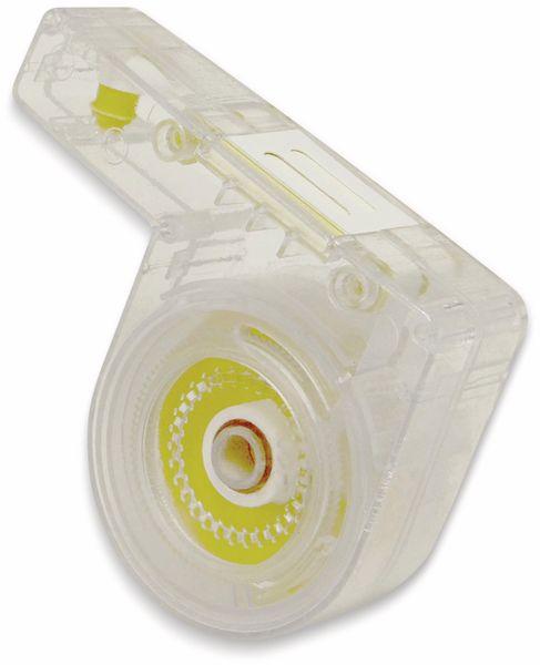 Einweg-Reinigungsspule HOBBES, für LWL-Stecker-Reiniger