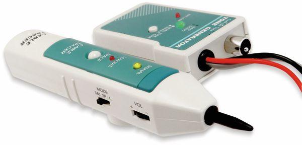 Kabelsuch- und Testgerät-Kit HOBBES mit Tongenerator - Produktbild 4