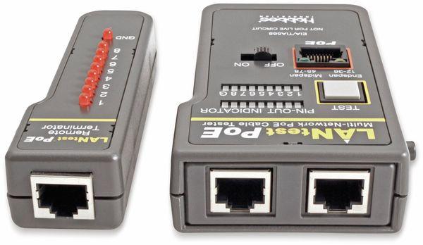 Netzwerktester HOBBES LANtest, Multi-Netzwerk PoE - Produktbild 3