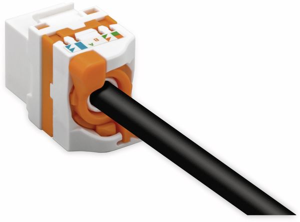 Einbau-Modul GOOBAY 93826, CAT.6, UTP, drehbarer Aufsatz - Produktbild 4
