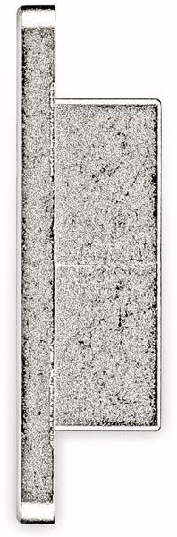 Halterung GOOBAY 79883, zum Geräte- und Gehäuseeinbau - Produktbild 3
