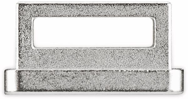 Halterung GOOBAY 79883, zum Geräte- und Gehäuseeinbau - Produktbild 5