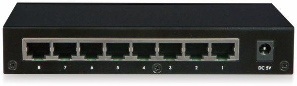 Switch ALLNET ALL8889v5, unmanaged, 8-port, Gigabit - Produktbild 3
