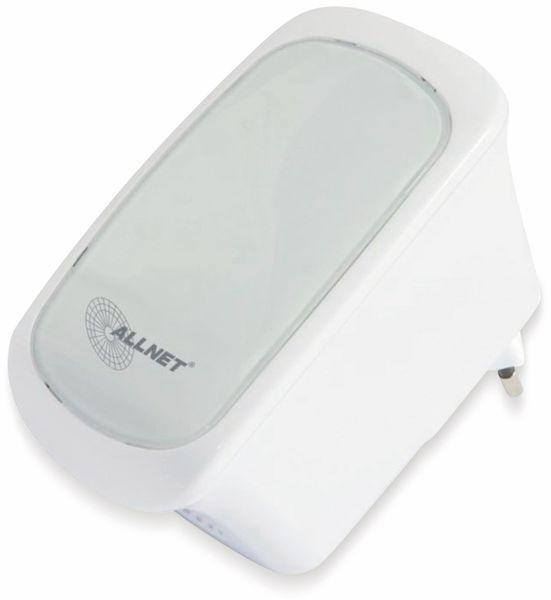 WLAN-Repeater ALLNET ALL0238RD, Dual-Band, 300 MBit/s - Produktbild 2