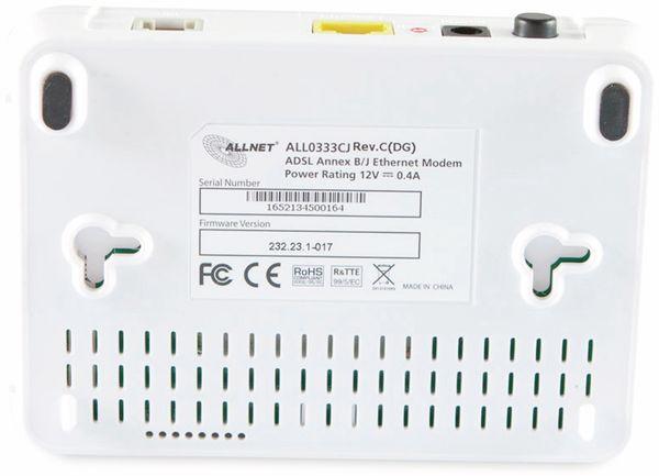 ISP Bridge Modem ALLNET ALL0333CJ, ADSL/ADSL2+ - Produktbild 5