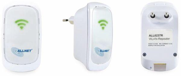 WLAN-Repeater ALLNET ALL0237R, 300 MBit/s - Produktbild 4