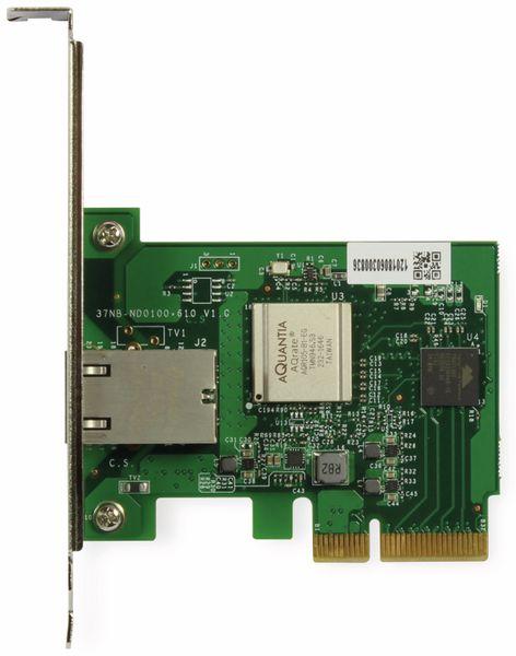 PCIe-Netzwerkkarte ALLNET 10G X4, 10G/5G/2,5G/1GBit