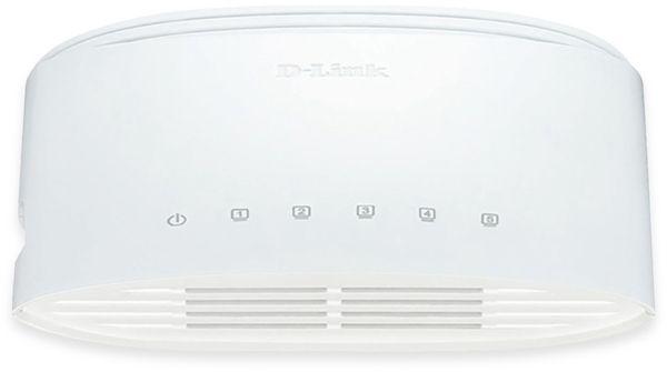 Switch D-LINK DGS-1005D, 5-port, Gigabit