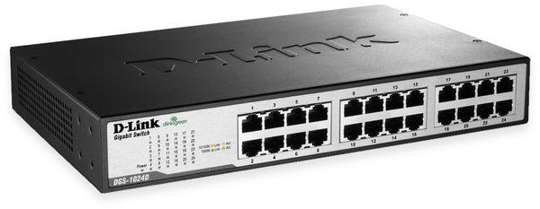 Switch D-LINK DGS-1024D, 24-port, Gigabit