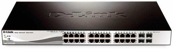 Switch D-LINK DGS-1210-28P, 28-port, Gigabit