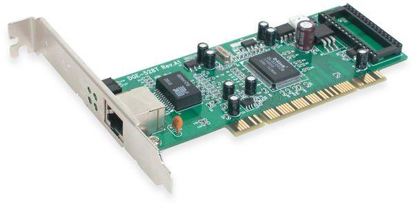 PCI-Netzwerkkarte D-LINK DGE-528T, Gigabit