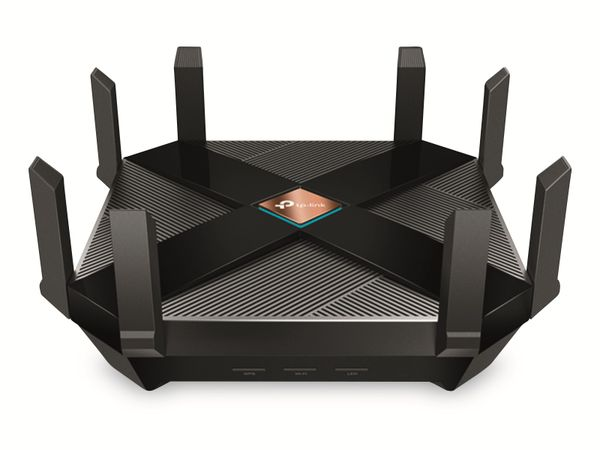 WLAN-Router TP-LINK Archer AX6000, Dual-Band, Wi-Fi 6