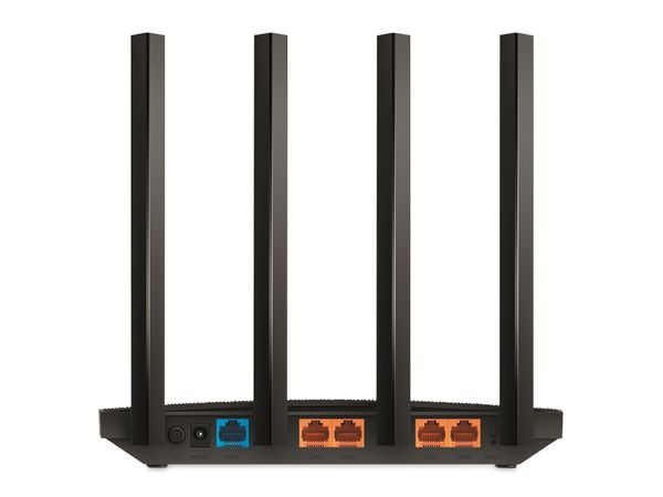 WLAN-Router TP-LINK Archer C80, Dual-Band - Produktbild 3